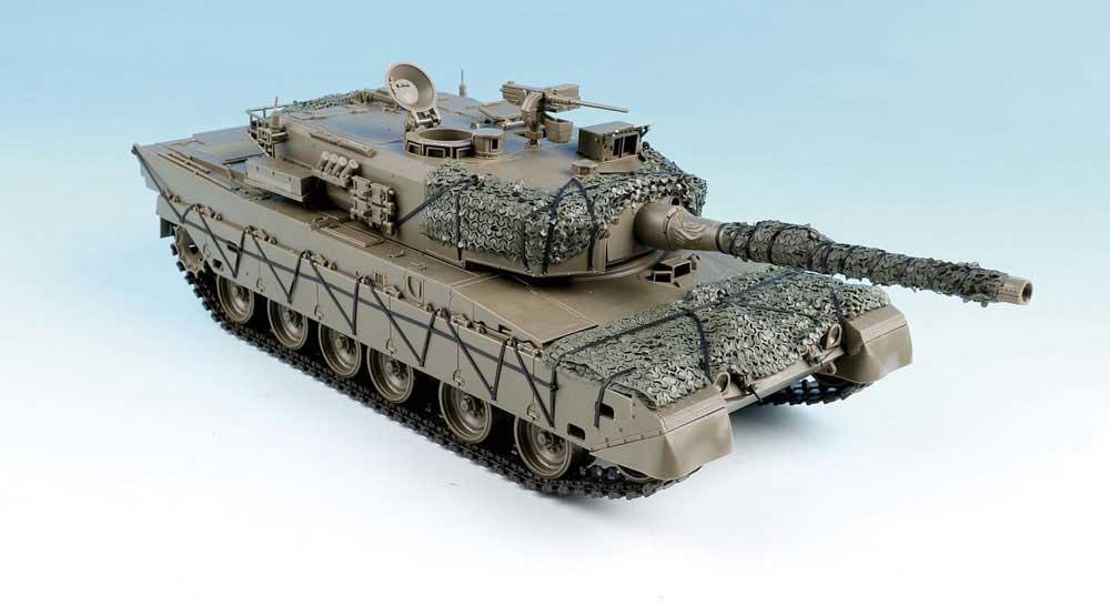 MA3521 1/35 陸上自衛隊 90式戦車用 カモフラージュネット