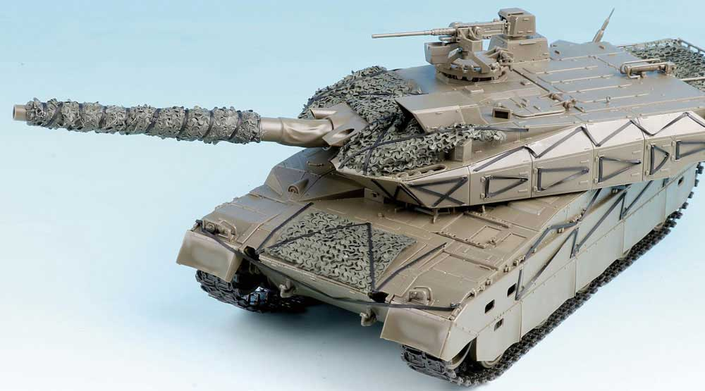 MA3522 1/35 陸上自衛隊 10式戦車用 カモフラージュネット