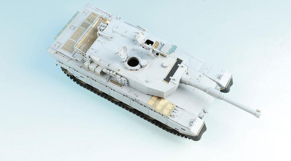ME3544 1/35 陸上自衛隊 90式戦車(T社)用 エッチングパーツ