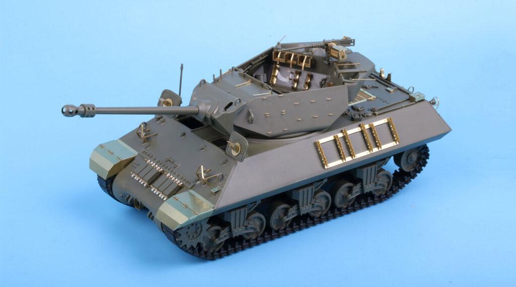 ME3565 1/35 イギリス駆逐戦車 M10 IICアキリーズ(T社)用 エッチングパーツ