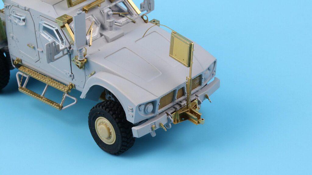 ME7214 1/72 M1240 M-ATV&M153 CROWSII(GH社)用 エッチングパーツ