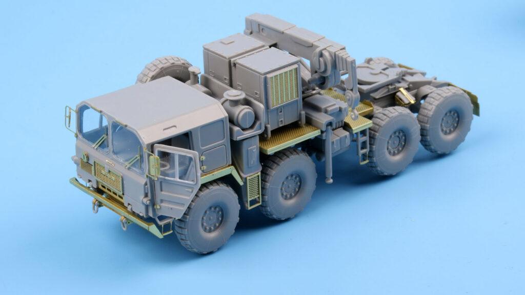 ME7215 1/72 M1001/M1014(MC社)用 エッチングパーツ
