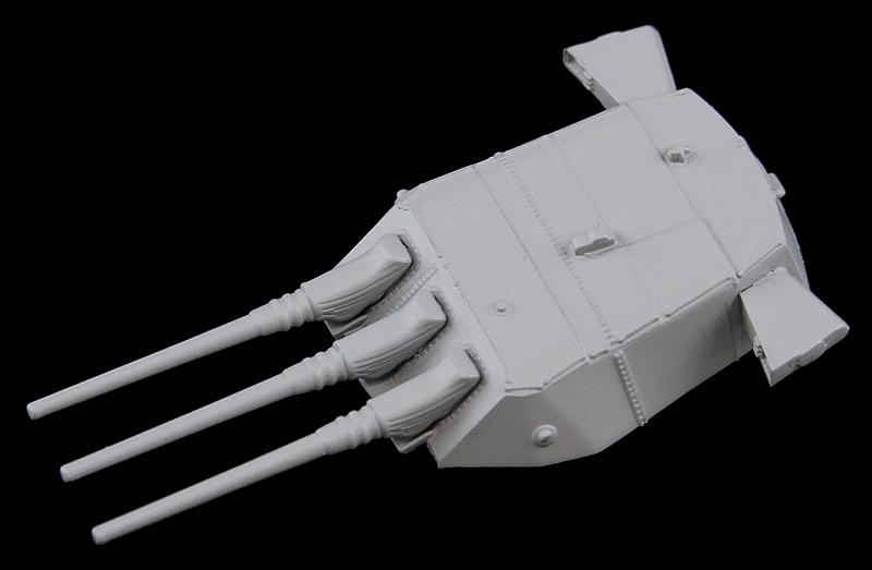 NE08 1/700 新 WWII 日本海軍 艦船装備セット 8