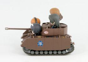 PD20「ガールズ&パンツァー」IV号戦車 D型改(H型仕様) エンディングVer.