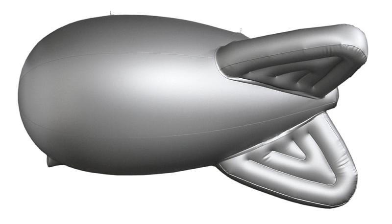 PD39「ガールズ&パンツァー」 1/12 阻塞気球(そさいききゅう)