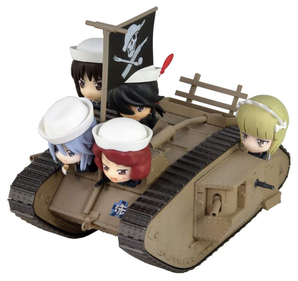 PD83「ガールズ&パンツァー最終章」 Mk.IV戦車 エンディングVer.