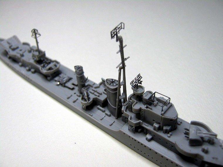 PE201 1/700 イギリス海軍 駆逐艦 トライバル級用 エッチングパーツ
