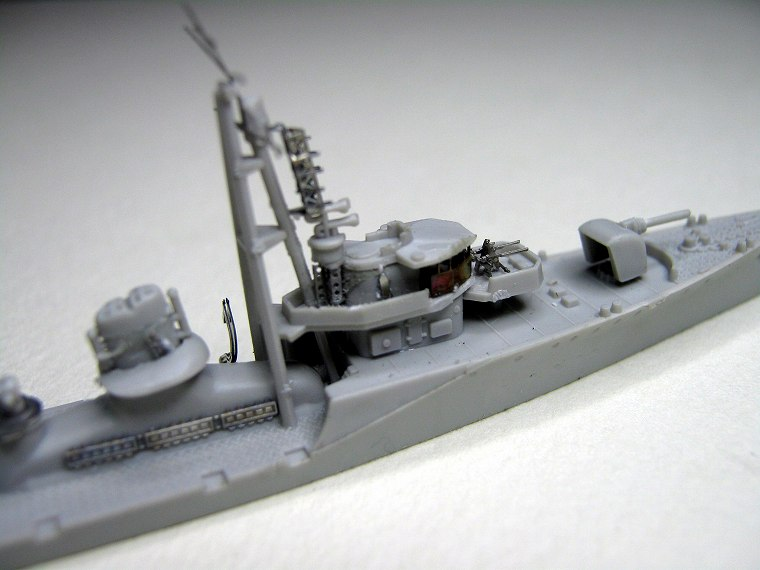 PE209 1/700 日本海軍 水雷艇 鴻型用 エッチングパーツ