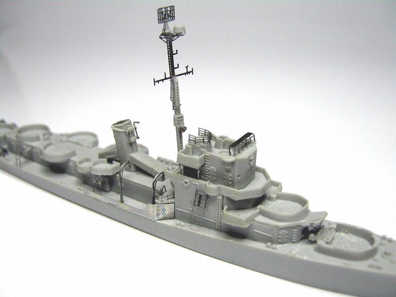 PE216 1/700 海上自衛隊 護衛艦 あさひ型用 エッチングパーツ