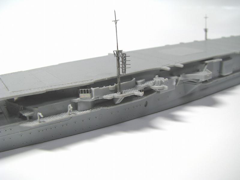 PE228 1/700 日本海軍 航空母艦 龍鳳用 エッチングパーツ