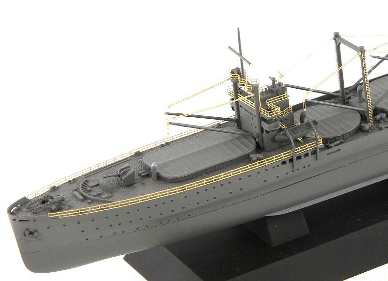 PE238 1/700 日本海軍 給兵艦 樫野用 エッチングパーツ