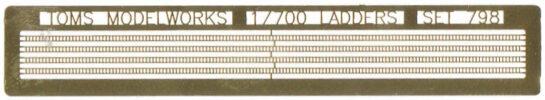 PE334 1/700 梯子