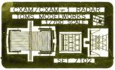 PE338 1/700 アメリカ海軍 CXAM、CXAM-1レーダー