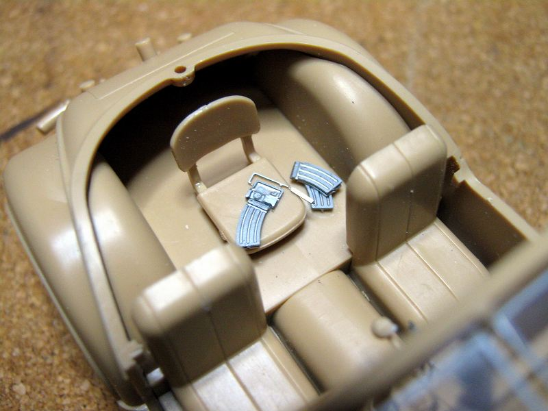 PE3506 1/35 日本陸軍 くろがね4起用 エッチングパーツ