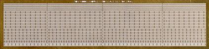 PE54 1/700 3本手すりレール