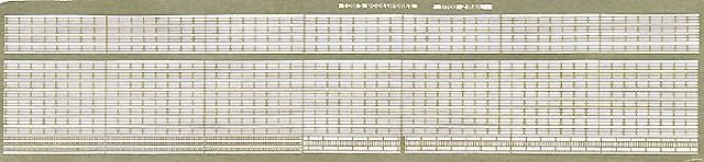 PE60 1/700 2本手すりレール