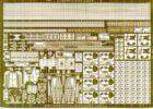 PE738 1/700 イギリス海軍 戦艦 キングジョージ5世(T社)用 エッチングパーツ