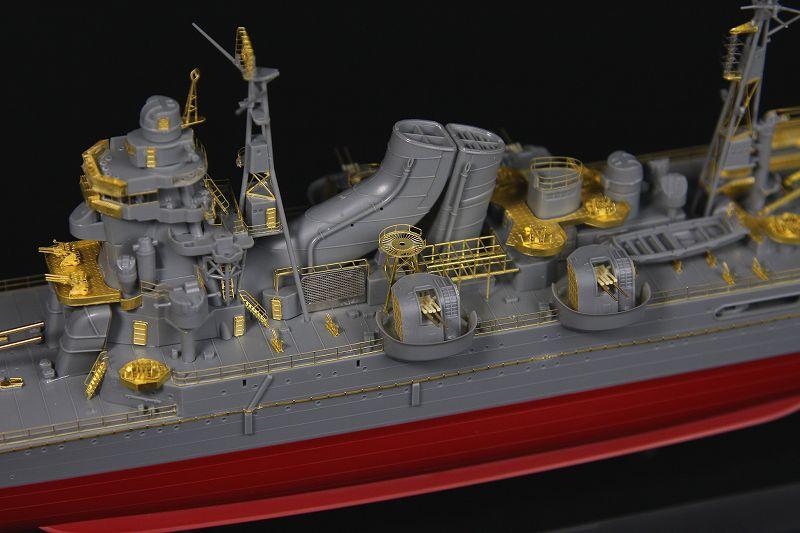 RS3515 1/350 日本海軍 重巡洋艦 利根(T社)用 ディテールアップパーツセット