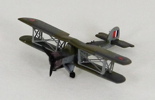S32SI 1/700 イギリス空軍機 スペシャル ソードフィッシュ×4機付き