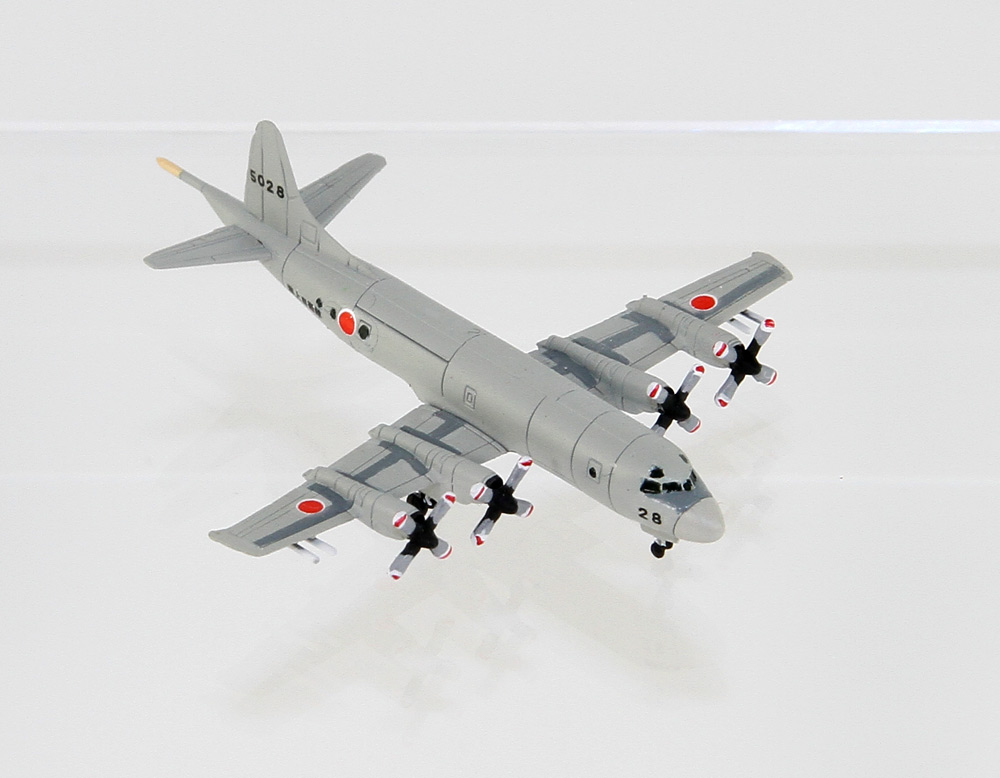S44 1/700 海上自衛隊 哨戒機セット(P-1、P-3C哨戒機各2機入り)