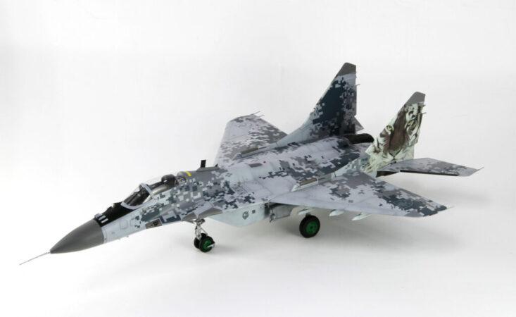 S4809 1/48 MiG-29AS スロバキア空軍 デジタル迷彩