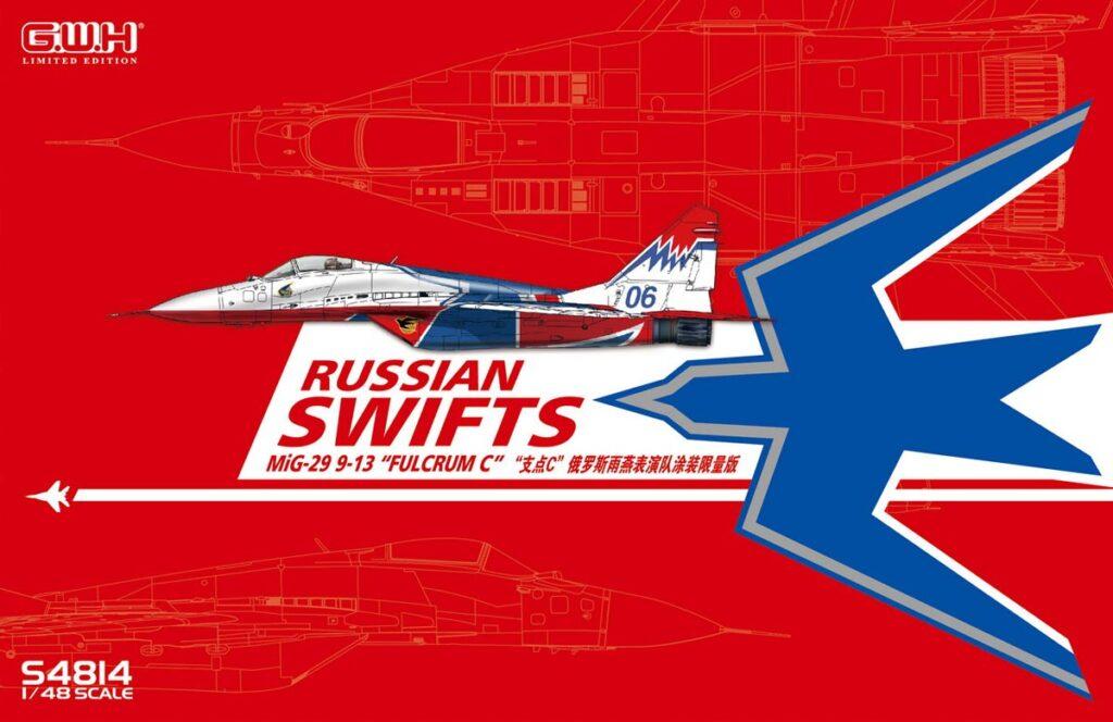 S4814 1/48 MiG-29 SWIFTS