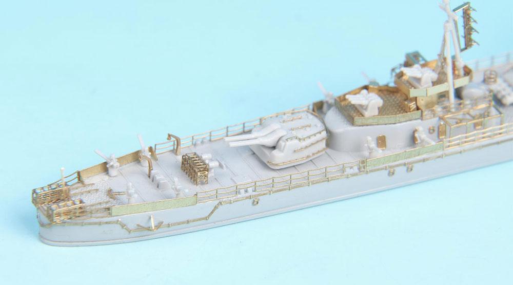 SE7011 1/700 日本海軍 駆逐艦 雪風(ピットロード)用 エッチングパーツ