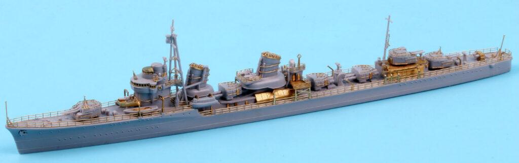 SE7024 1/700 日本海軍 駆逐艦 天霧 1943(YH社)用 エッチングパーツ