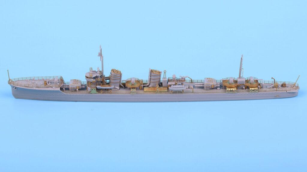 SE7028 1/700 日本海軍 駆逐艦 睦月1941(YH社)用 エッチングパーツ