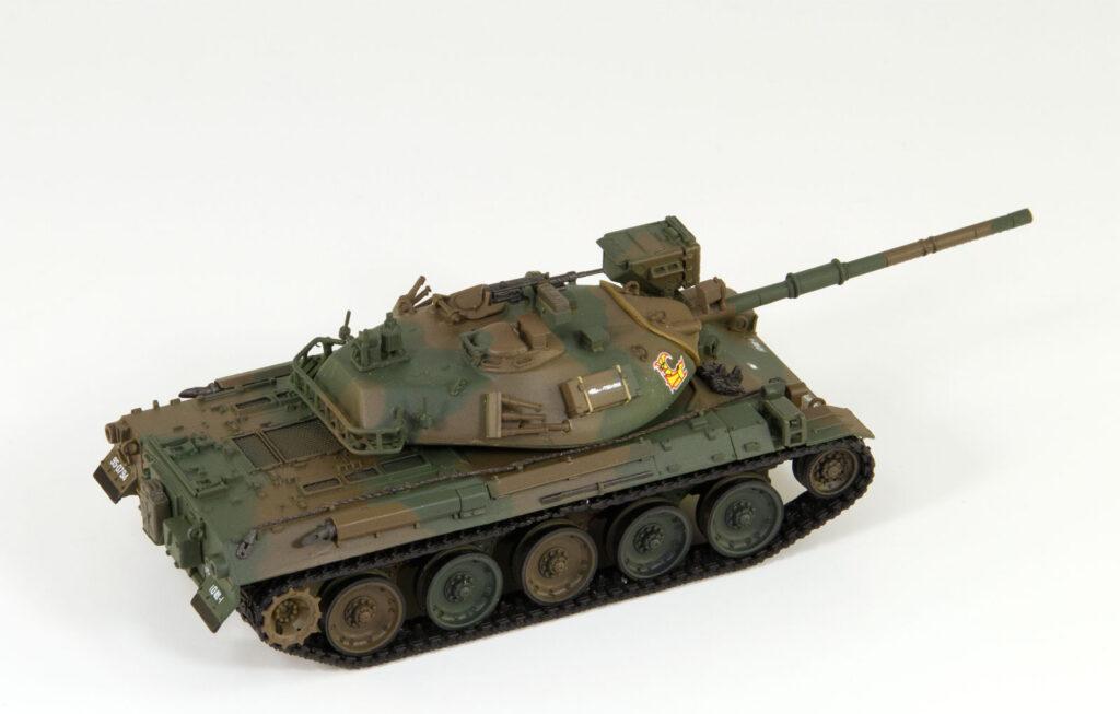 SG12 1/72 陸上自衛隊 74式戦車
