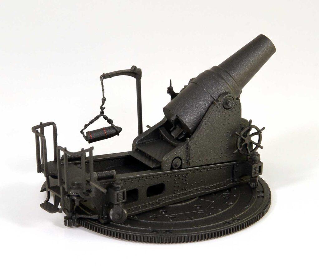 SG14 1/72 日本陸軍 二十八糎榴弾砲