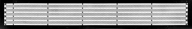 TM3503 1/350 アメリカ海軍 駆逐艦用 手すりネット
