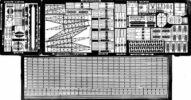 TM3513 1/350 WWII イギリス海軍 戦艦 キングジョージV級用 エッチングパーツ