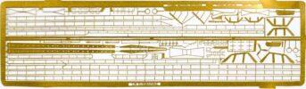 TM3517 1/350 日本海軍 潜水艦用 エッチングパーツ