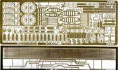 TM3556 1/350 イギリス海軍 巡洋戦艦 フッド用 エッチングパーツ