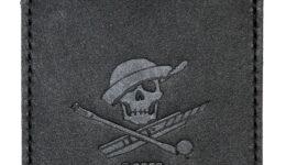 PD82 「ガールズ&パンツァー」 サメさんチーム旗 パスケース