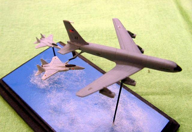 1/700 飛行機・AFV情景コンテスト