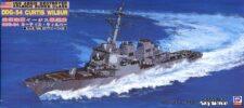 M14 1/700 アメリカ海軍 駆逐艦 カーティス・ウィルバー