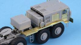 ME7218 1/72 ロシア陸軍 MAZ-537G トラクターw/CHMZAP-5247G セミトレーラー(TAK社)用 エッチングパーツ