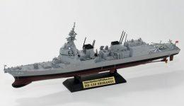 J85NH 1/700 海上自衛隊 護衛艦 DD-120 しらぬい 旗・艦名プレートエッチングパーツ付き