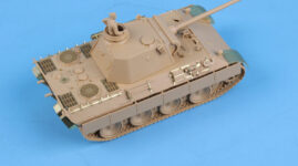 ME4807 1/48 ドイツ陸軍 パンターD型戦車(T社)用 エッチングパーツ
