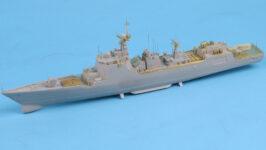 SE7035 1/700 中国海軍 052D型駆逐艦(TR社)用 エッチングパーツ