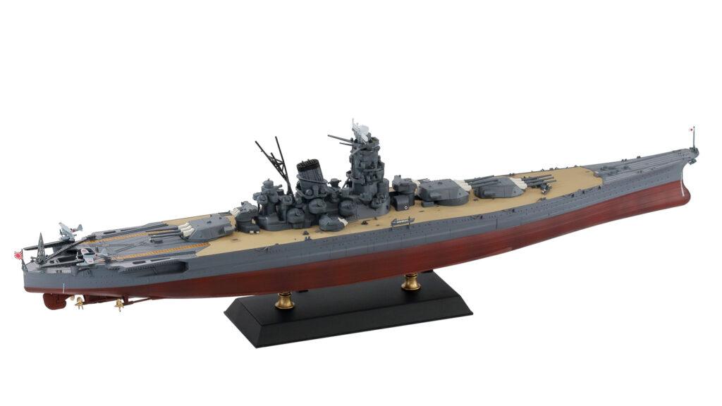 W226 1/700 日本海軍 戦艦 武蔵 就役時