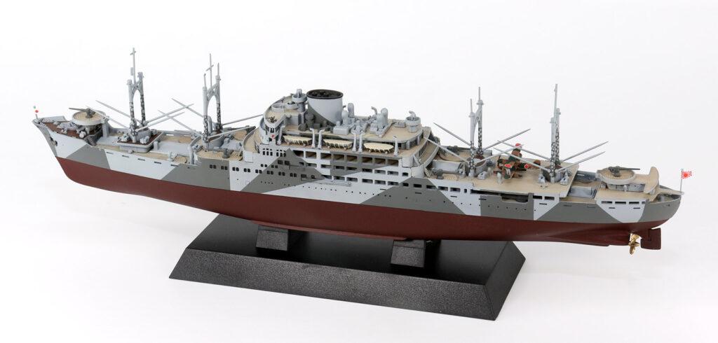 W238 日本海軍 特設巡洋艦 愛国丸1941