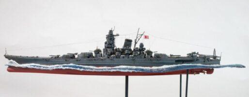 戦艦武蔵 最大戦速(koima様)