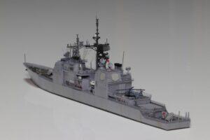 ミサイル巡洋艦「ヴェラ・ガルフ」(青眼鏡様)
