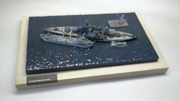 USS Maryland BB-46 1945(矢萩登様)