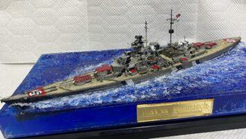 ドイツ海軍 Bismarck(寺田翔様)