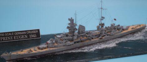 Prinz Eugen 1945 Box Art(とらはるく様)