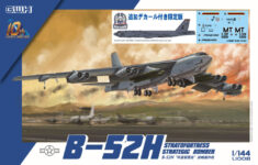 L1008SP 1/144 アメリカ空軍 B-52H 戦略爆撃機 スペシャルマーキング